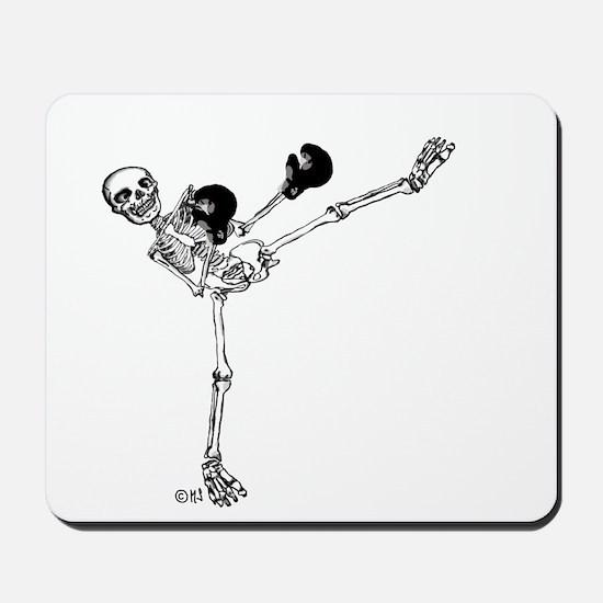 Kickboxer Mousepad