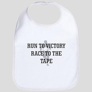 Race to the Tape Bib