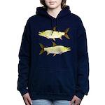 Giant Tigerfish Women's Hooded Sweatshirt