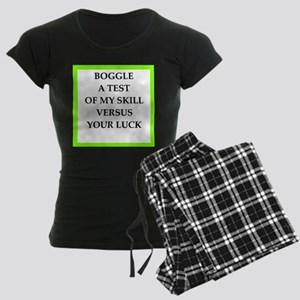boggle Pajamas