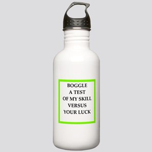 boggle Water Bottle