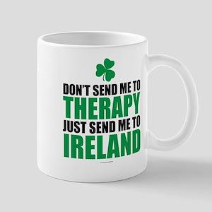 Send Me To Ireland Mugs