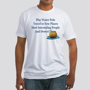 Reasons to Play Water Polo- Ringer T-Shirt