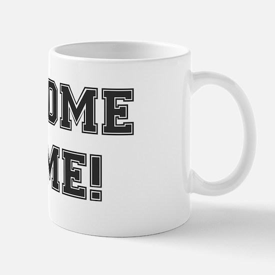 CHROME DOME - BALDY Mugs
