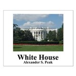 White House Small Poster