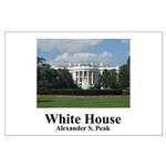 White House Large Poster