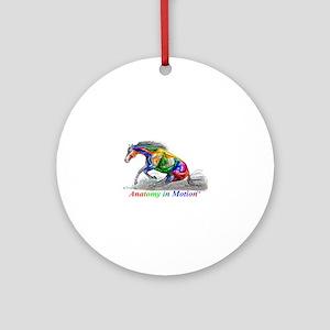 AnatomyInMotion Reiner Round Ornament