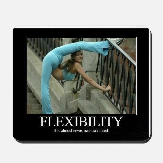 Motivational - Flexibility Mousepad