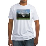 White House Fitted T-Shirt