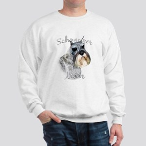 Std. Schnauzer Mom2 Sweatshirt