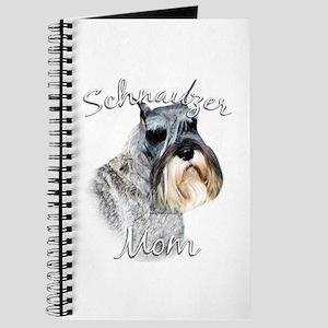Std. Schnauzer Mom2 Journal