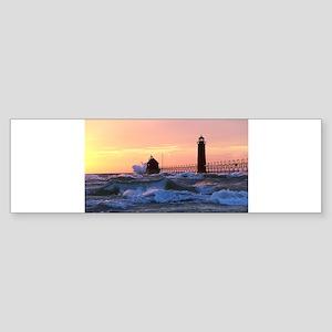 Grand Haven Splash Bumper Sticker