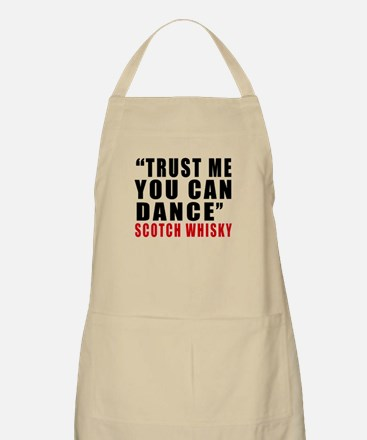 Scotch Whisky Designs Apron
