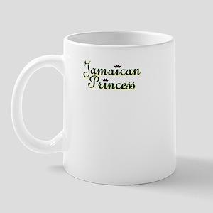 Jamaican Princess 2 Mug