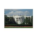 White House Rectangle Magnet (100 pack)