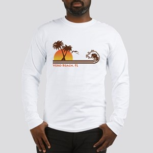 Vero Beach, FL Long Sleeve T-Shirt