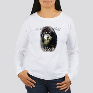 Tibetan Mom2 Women's Long Sleeve T-Shirt