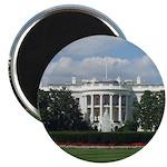 """White House 2.25"""" Magnet (100 pack)"""