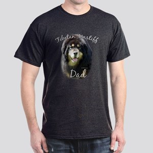 Tibetan Dad2 Dark T-Shirt