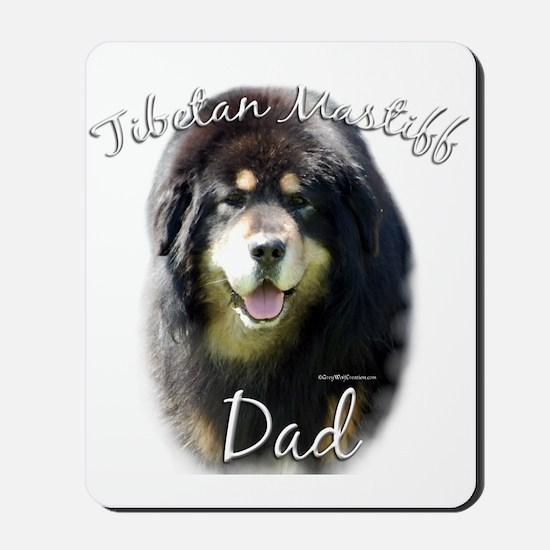 Tibetan Dad2 Mousepad