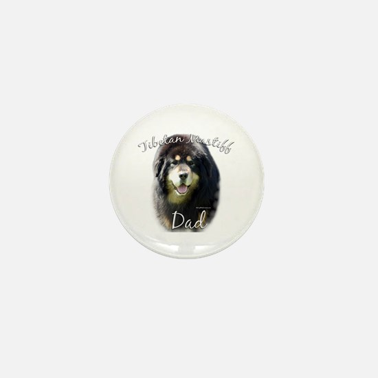 Tibetan Dad2 Mini Button