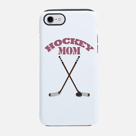 Hockey Mom iPhone 8/7 Tough Case