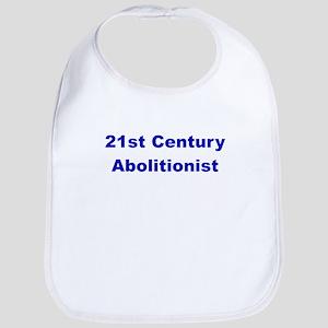 21st Century Abolitionist Bib