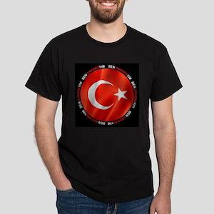 Ben Ankarayim Black T-Shirt
