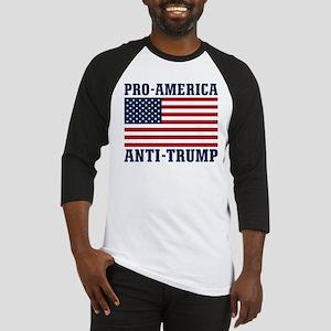 Pro-America Anti-Trump Baseball Jersey