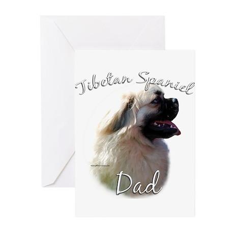 Tibbie Dad2 Greeting Cards (Pk of 20)