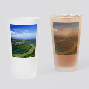 Sete Cidades crater Drinking Glass