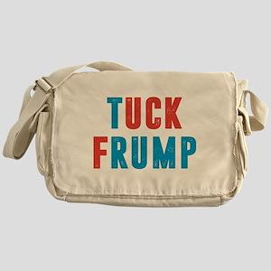 Tuck Frump Messenger Bag