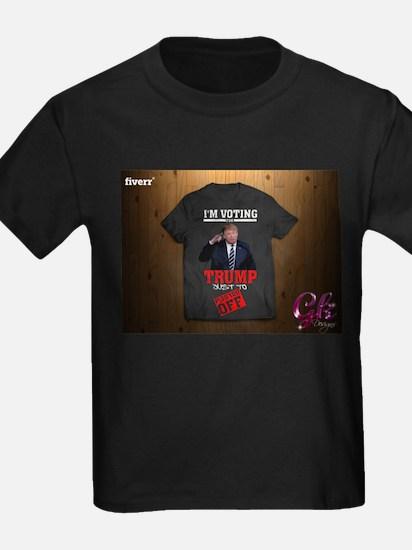 PissedoffTrumpSupporter T-Shirt