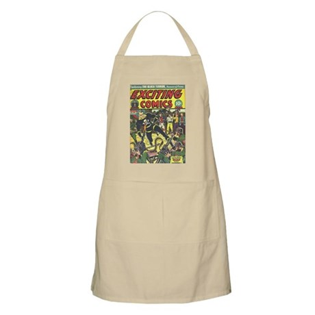 Exciting Comics issue 29 BBQ Apron