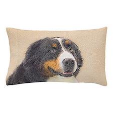 Bernese Mountain Dog Pillow Case