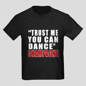 Champagne Designs Kids Dark T-Shirt