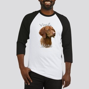Vizsla Mom2 Baseball Jersey