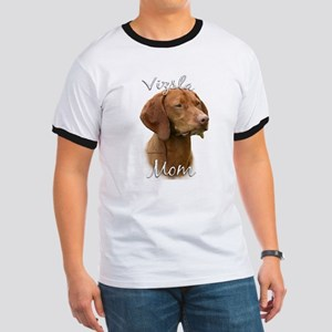 Vizsla Mom2 Ringer T