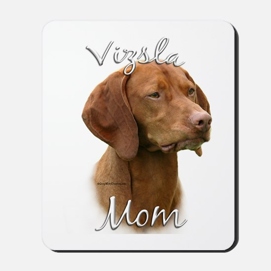 Vizsla Mom2 Mousepad