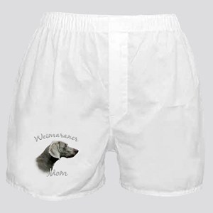 Weimaraner Mom2 Boxer Shorts