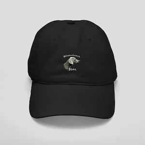 Weimaraner Mom2 Black Cap