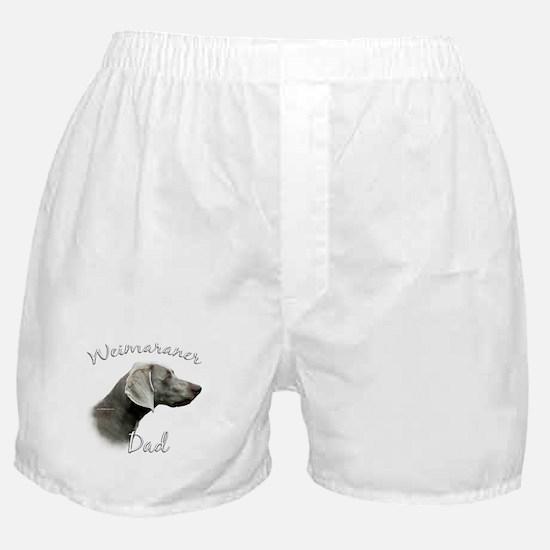Weimaraner Dad2 Boxer Shorts