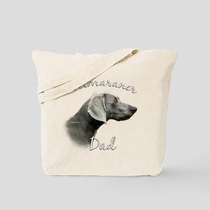 Weimaraner Dad2 Tote Bag