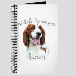 Welsh Springer Mom2 Journal