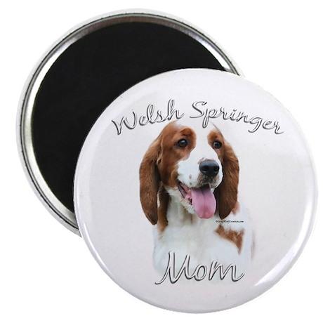Welsh Springer Mom2 Magnet