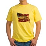 We Kill People Who Kill Yellow T-Shirt