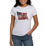 We Kill People Who Kill Women's T-Shirt