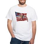 We Kill People Who Kill White T-Shirt
