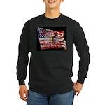 We Kill People Who Kill Long Sleeve Dark T-Shirt