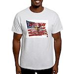 We Kill People Who Kill Light T-Shirt